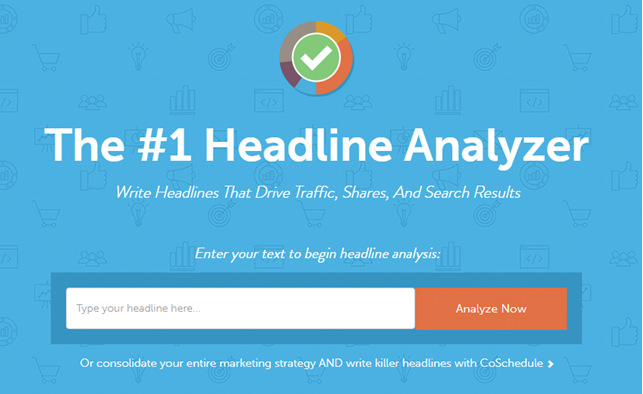 CoSchedule-Headline Analyzer for Law bloggers