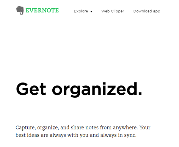 Law Bloggers Evernote