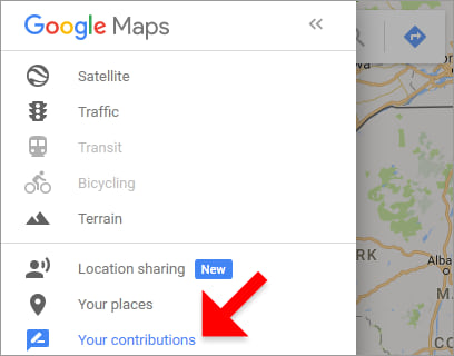 Blue Ocean Global Technology- Contibutions to Google maps