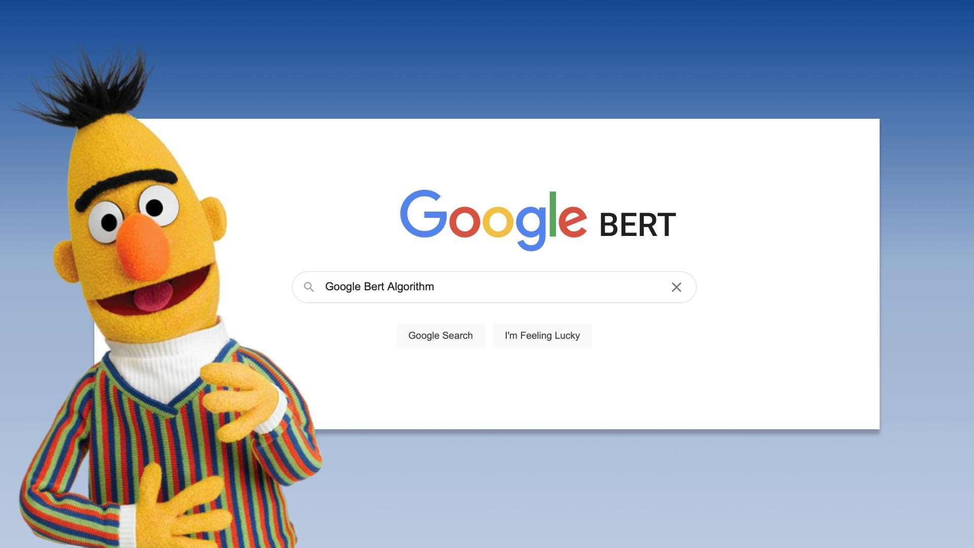 Google's BERT algorithm impacts website traffic