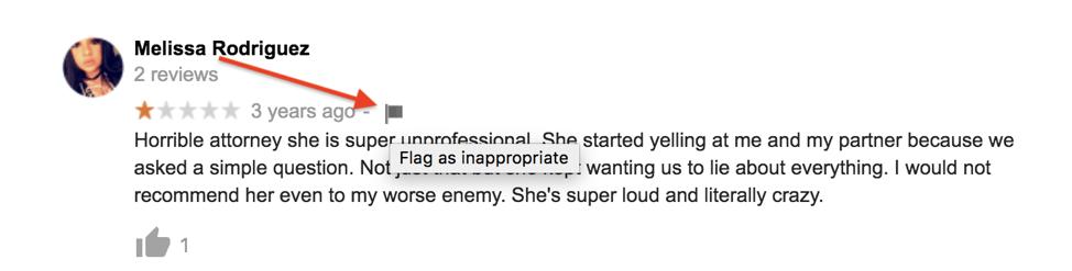 Google flag review