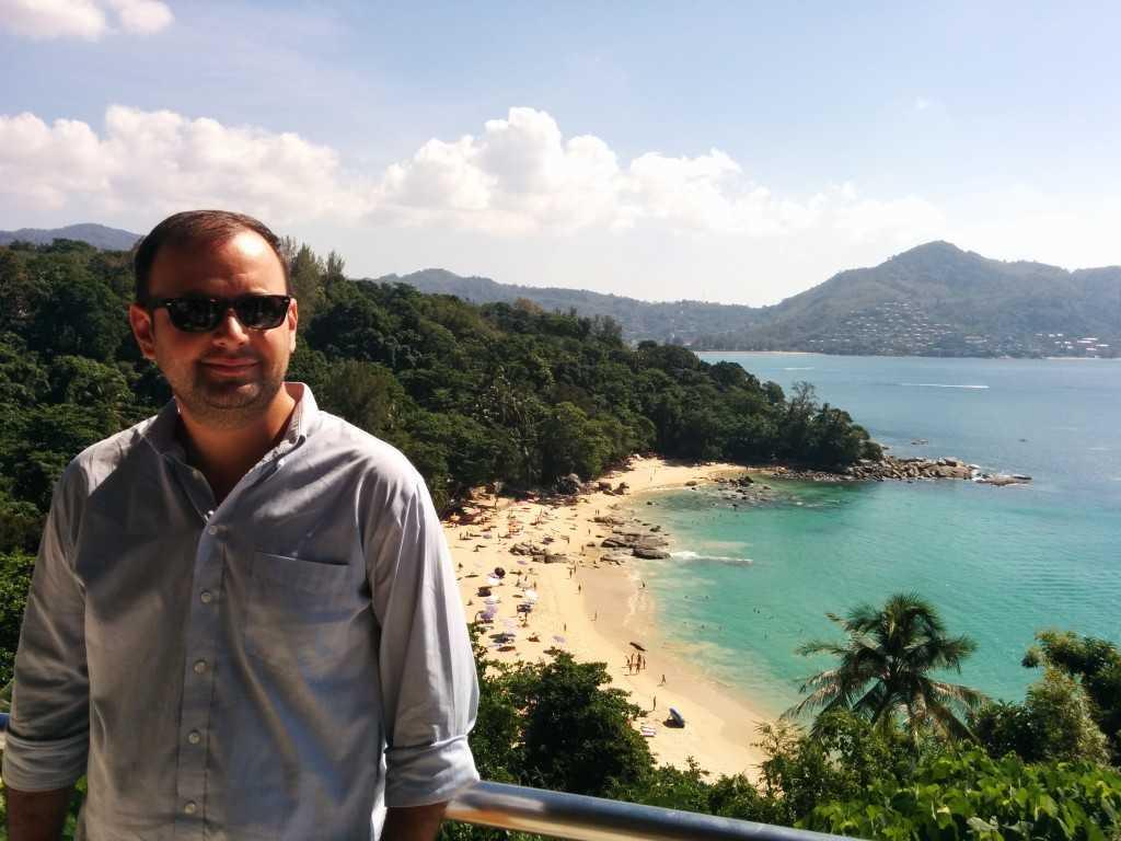 Ben Lambert Interview- Blue Ocean Global Technology