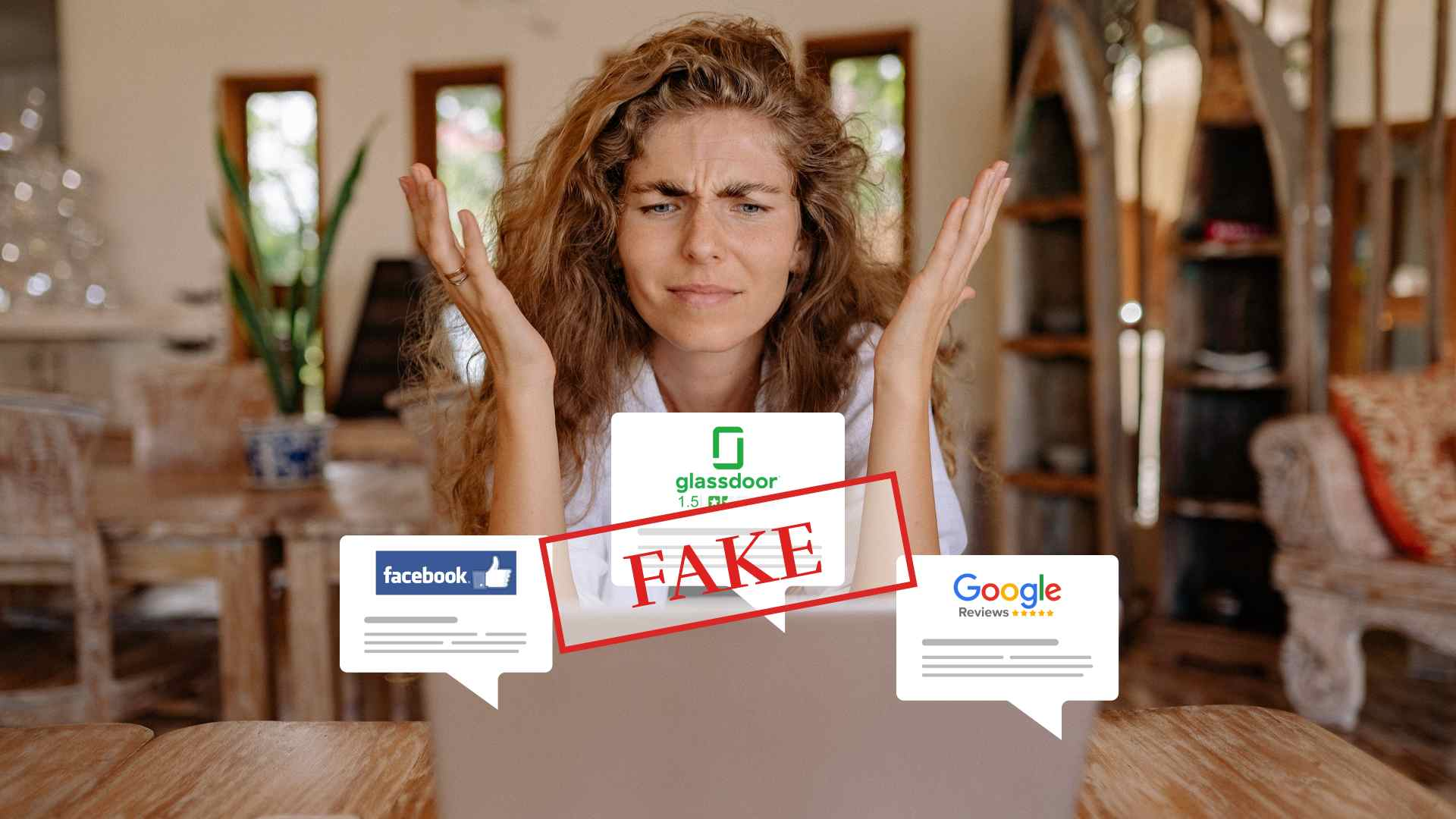 Blue Ocean Global Technology-Manage Fake Reviews on Google, Facebook, and Glassdoor