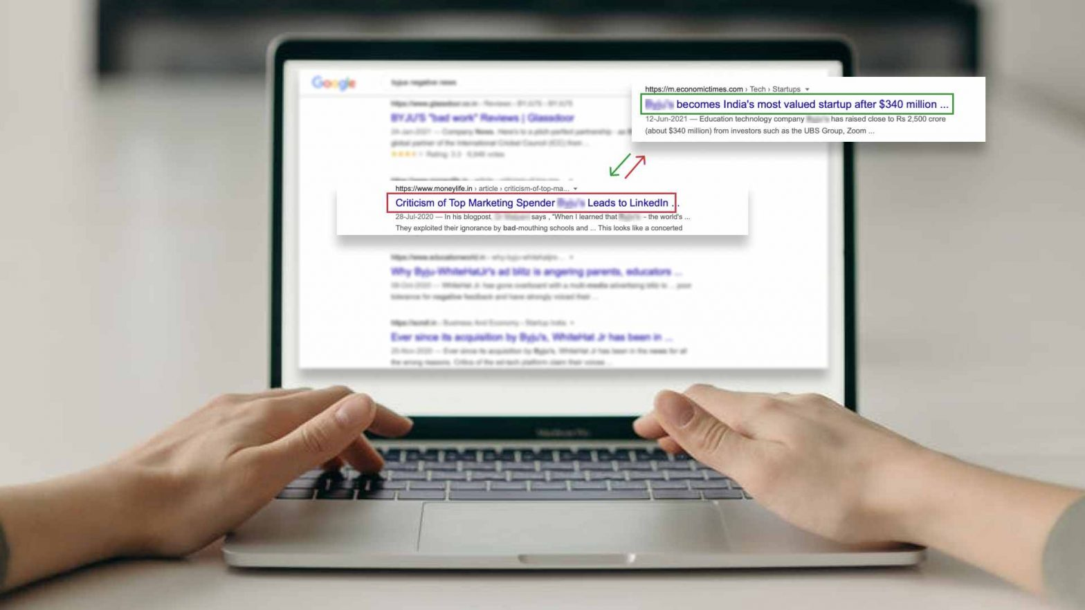 3 Ways to Hide Negative Content on Google