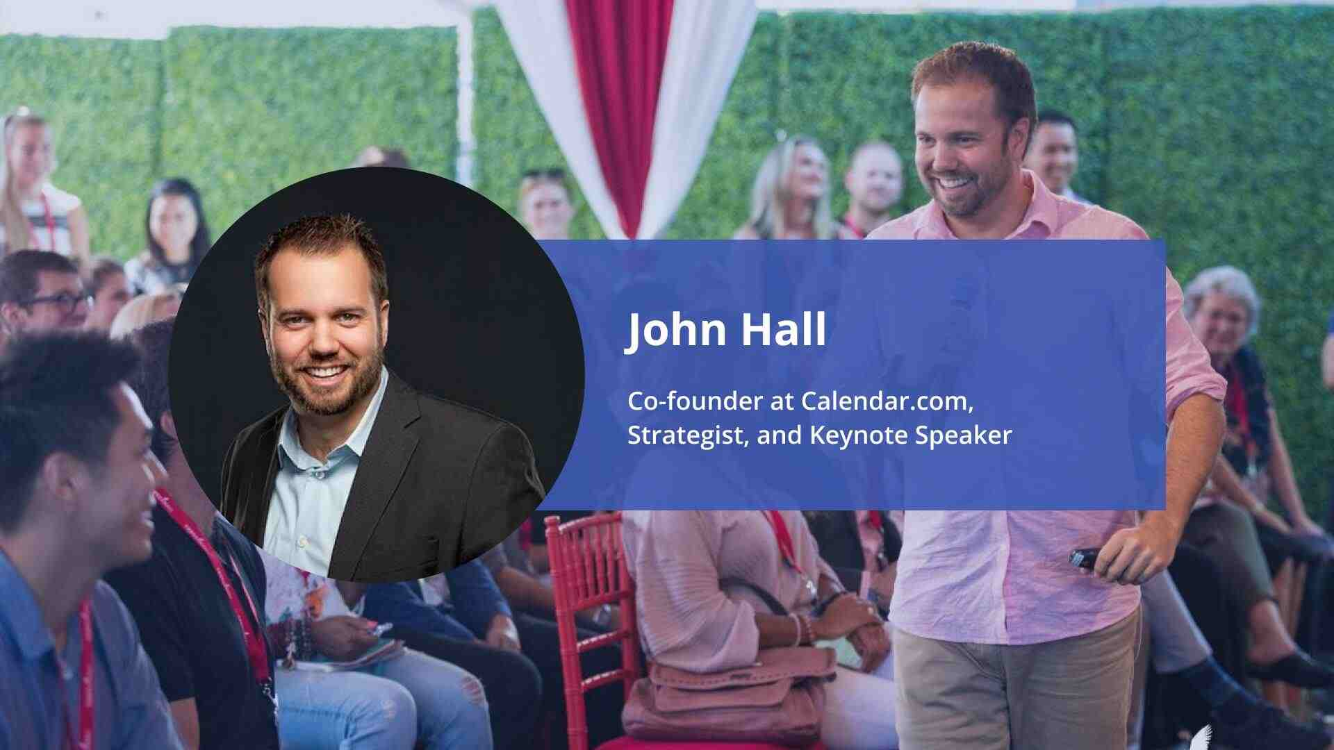 Blue Ocean Global Technology interviews John Hall, Chief Executive Officer of Influence & Co.