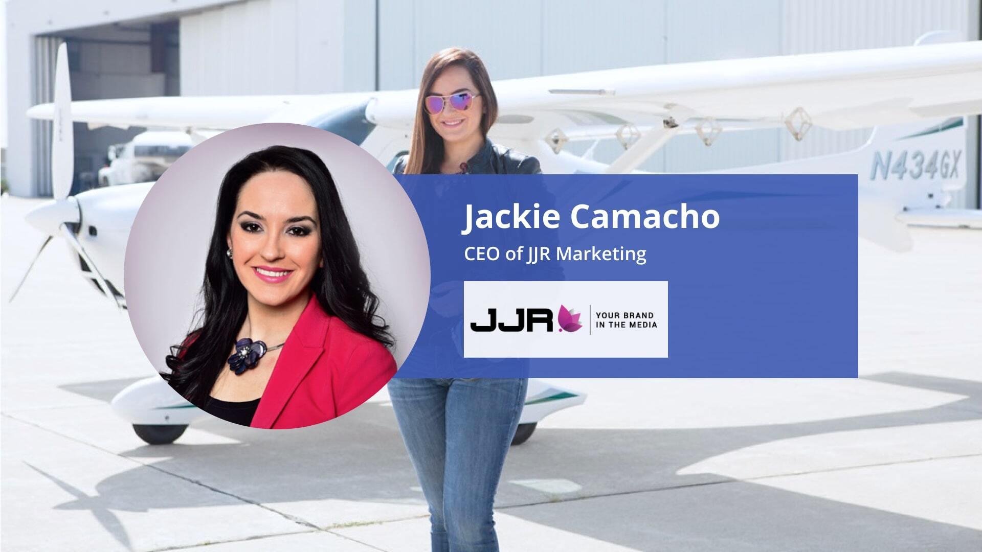 Blue Ocean Global Technology interviews Jackie Camacho, CEO of JJR Marketing