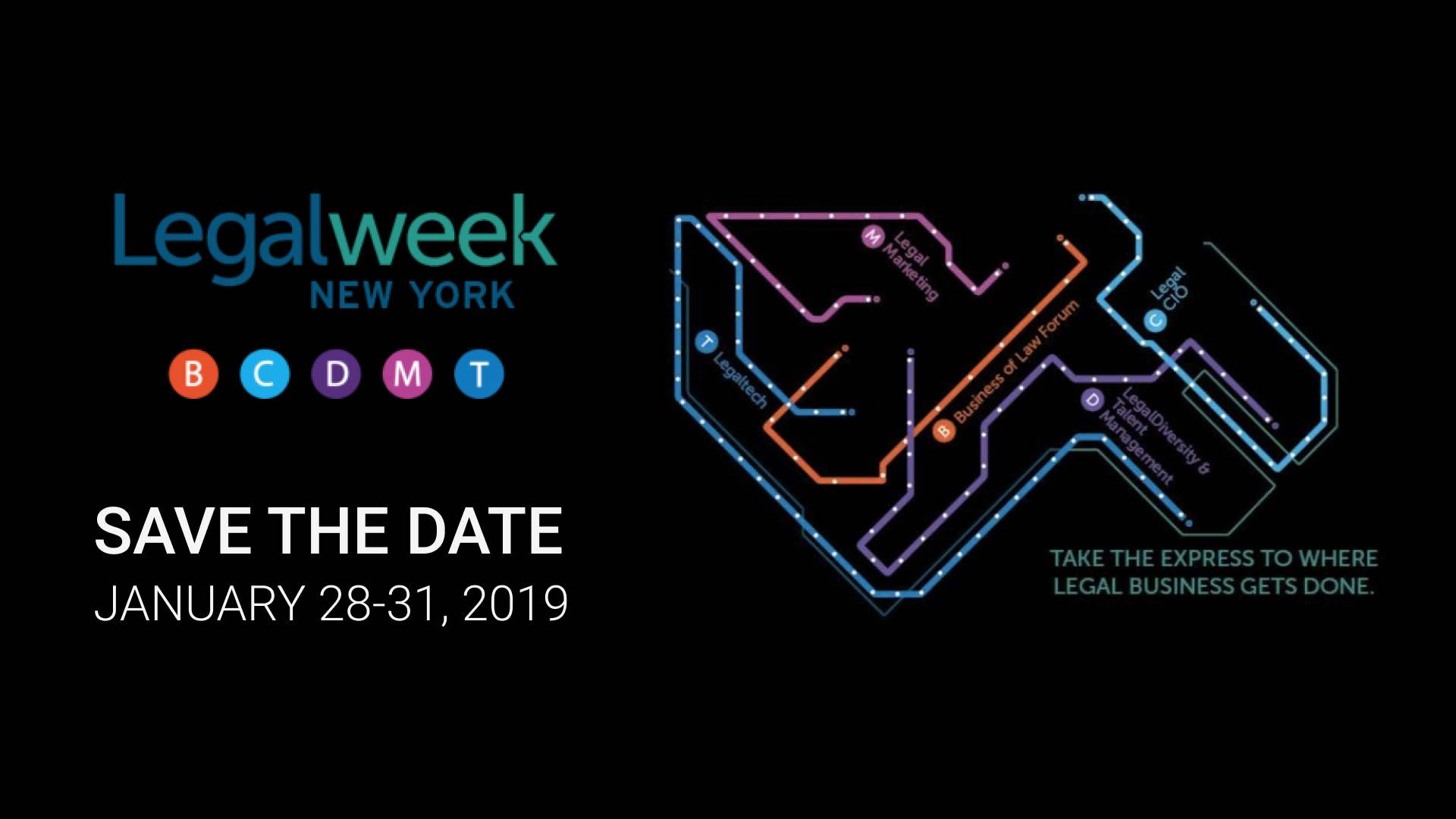 LegalWeek 2018 The Premier Legal Technology & Marketing Conference