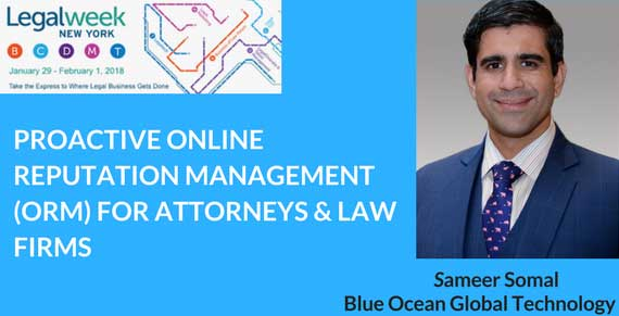 Proactive ORM for Attorneys & Law Firms